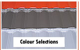 Steel Roof Tiles Colours