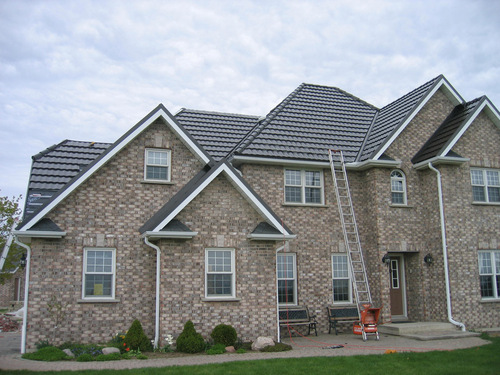 All Metal Siding : More completed metal roof projects